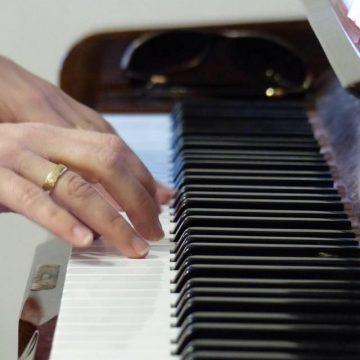 40 שנים של פסנתר